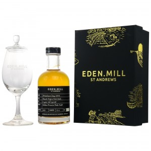 Eden Mill St Andrews Day 2014/2016 2 Jahre Spirit + Glas (200ml)