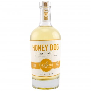 St. Kilian Honey Dog Honiglikör