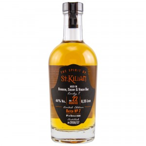 St. Kilian The Spirit Batch No.7 (350 ml)