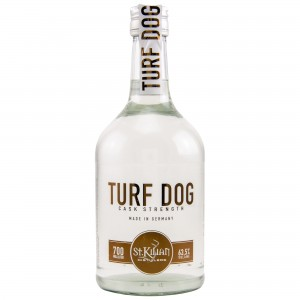 St. Kilian Turf Dog Cask Strength Destillat