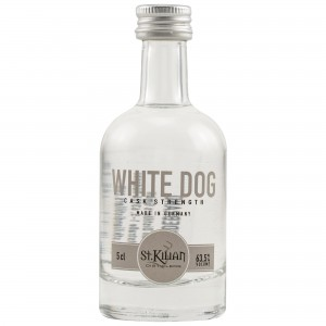 St. Kilian White Dog Cask Strength (Miniatur)