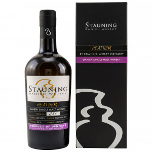 Stauning Heather 3 Jahre September 2017 Danish Single Malt