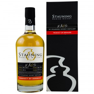 Stauning KAOS - Danish Whisky - Batch September 2018