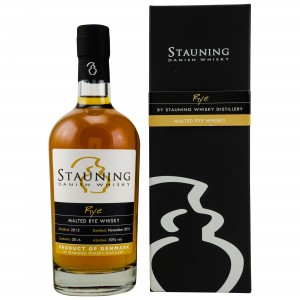 Stauning Rye November 2018 - Danish Whisky