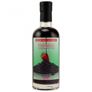 Strawberry & Balsamico Gin Batch 1 (That Boutique-y Gin Company)