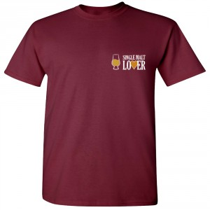 T-Shirt Single Malt Lover