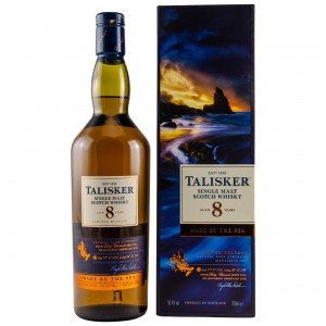 Talisker 8 Jahre Made by the Sea