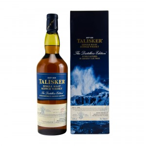 Talisker Distillers Edition 2002/2013 Double Matured in Amoroso Cask Wood