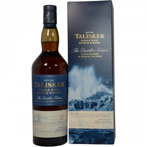 Talisker Distillers Edition 2005/2015 Double Matured in Amoroso Cask Wood