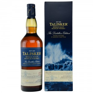 Talisker Distillers Edition 2007/2017 Double Matured in Amoroso Cask Wood