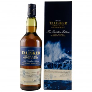Talisker Distillers Edition 2008/2018 Double Matured in Amoroso Cask Wood