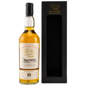 Tamnavulin 1992/2018 25 Jahre Cask No. 5377 (The Single Malts of Scotland)