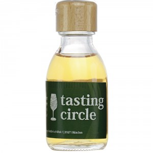 Dalmore 7 Jahre Ex-Bourbon-Cask 2095 Originally Bottled by James MacArthur - Sample (Tasting Circle)