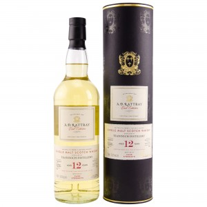 Teaninich 2007/2019 12 Jahre Burbon Single Cask (A. D. Rattray)