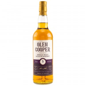 Teaninich 2012/2018 5 Jahre Single Malt (Glen Cooper)