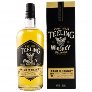 Teeling Galway Bay Barley Wine Finish