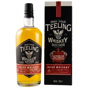 Teeling Genys Peated Imperial Baltic Porter Finish