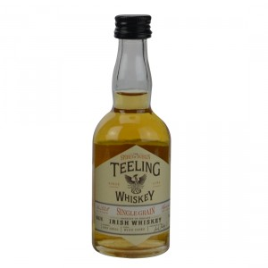 Teeling Single Grain (Miniatur) (Irland)