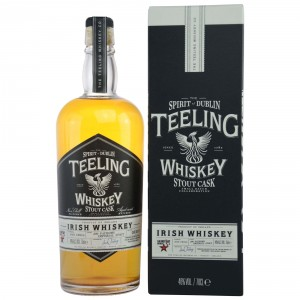 Teeling Stout Cask 200 Fathoms Imperial Stout Single Malt (Irland)