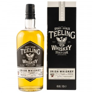 Teeling Stout Cask 200 Fathoms Imperial Stout (Irland)