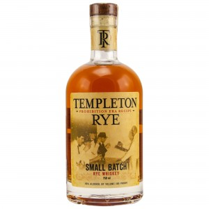 Templeton Small Batch Rye