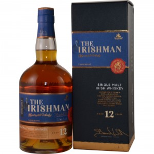 The Irishman Single Malt 12 Jahre (Irland)