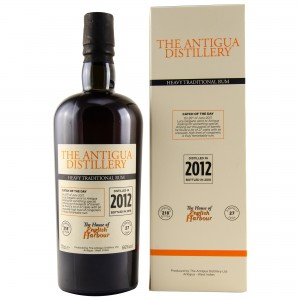 The Antigua Distillery 2012/2018 Heavy Traditional Rum