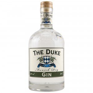 The Duke Dry Gin (Bio)