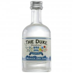 The Duke Wanderlust Dry Gin (Miniatur)