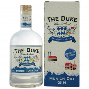 The Duke Wanderlust Dry Gin