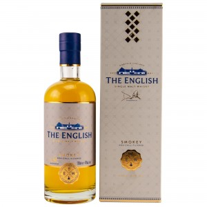 English Whisky Co. Peated Smokey (England)