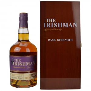The Irishman Cask Strength 2015 (Irland)