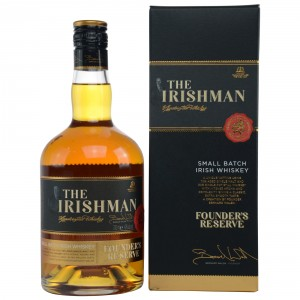 The Irishman Founder's Reserve Small Batch (Irland)