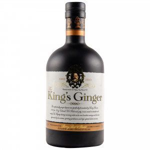 The King's Ginger Liqueur (Berry Bros & Rudd)