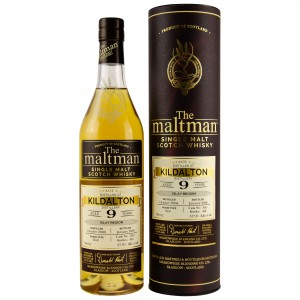 Kildalton 2008/2018 9 Jahre Refill Sherry Butt 5065 (The Maltman)
