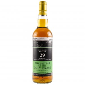 The Nectar of the Daily Drams 1989/2018 29 Jahre Irish Single Malt Whiskey