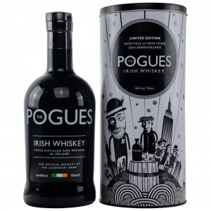 The Pogues - Irish Whiskey - Limited Edition Fairytale of New York 30th Anniversary (West Cork)