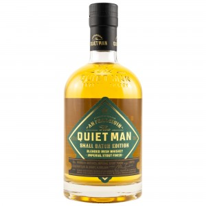 The Quiet Man Imperial Stout Finish