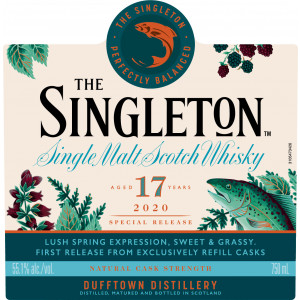 Singleton of Dufftown 17 Jahre - Special Release 2020