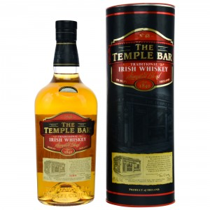 The Temple Bar Traditional Irish Whiskey (Irland)