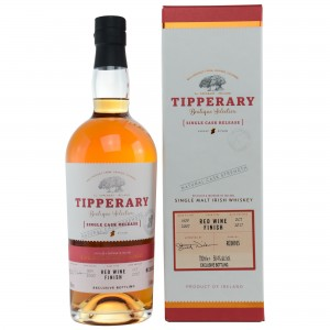 Tipperary 2007/2017 Single Cask RC00105 Red Wine Finish
