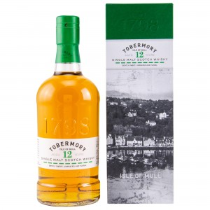 Tobermory 12 Jahre Single Malt