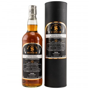 Tobermory 2006/2019 Sherry Cask No. 900150 (Signatory Un-Chillfiltered)