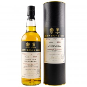 Tobermory 2008/2018 9 Jahre Single Cask No. 900156 (Berry Bros and Rudd)