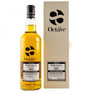 Tobermory 2008/2018 Single Cask No. 1620613 The Octave (Duncan Taylor)