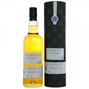 Tobermory 2008/2017 8 Jahre Sherry Butt Single Cask 900151 (A.D. Rattray)