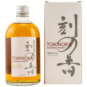 Tokinoka White Oak Blended Japanese Whisky