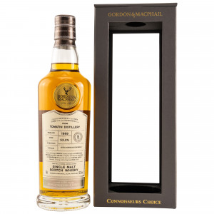 Tomatin 1989/2018 Cask Strength (G&M Connoisseurs Choice)