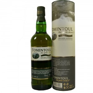 Tomintoul Peaty Tang Gently Peated