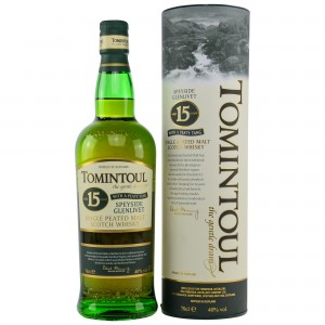 Tomintoul 15 Jahre Peaty Tang